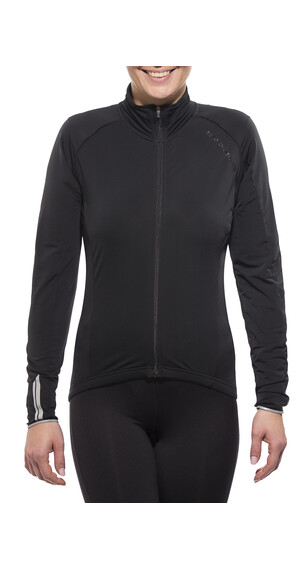 Endura Roubaix Cykeltrøje lange ærmer Damer sort